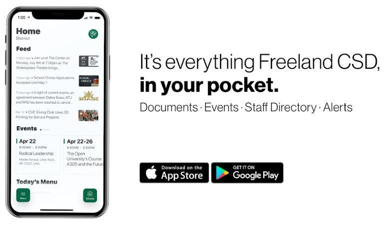 Freeland Debuts New App