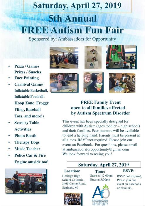 Autism Fun Fair