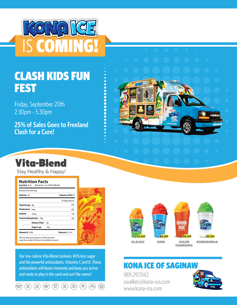 Kona Ice Picture