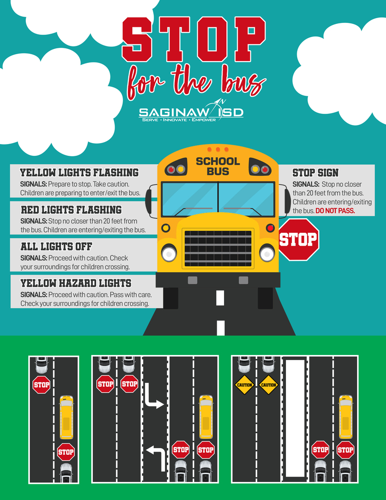 Stop for the Bus Lights